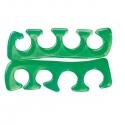 Séparateurs d'orteils en silicone
