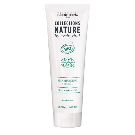 Shampoing crème bio Collections nature by Cycle Vital