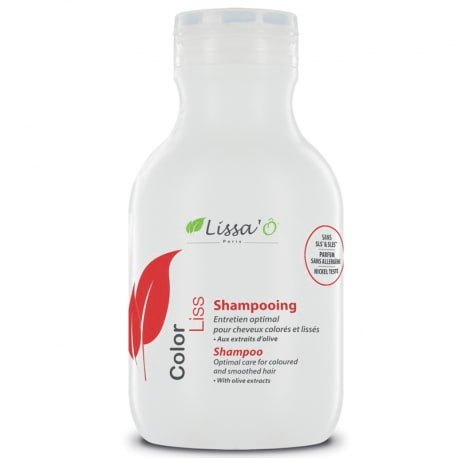 Shampoing Color Liss Lissa'Ô