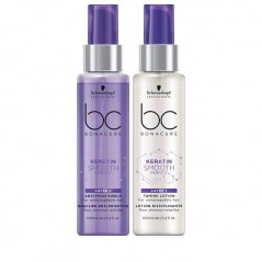 Traitement double phase Keratin Smooth Perfect Bonacure