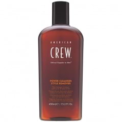 Shampoing purifiant Power Cleanser Style Remover American Crew