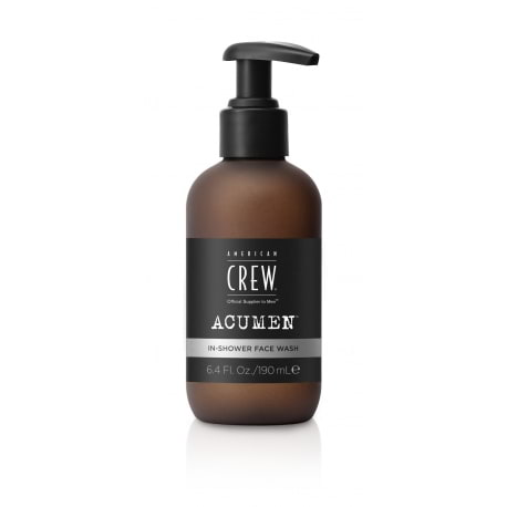 Nettoyant visage sous la douche In shower Face wash Acumen American Crew