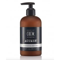 Gel douche tonifiant Invigorating Body wash Acumen American Crew